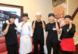 大阪王将鳴門店 キッチンの画像