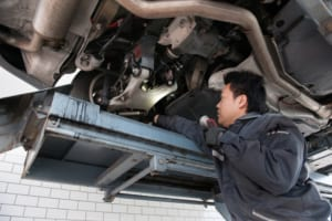 徳島BMW メカニックの画像