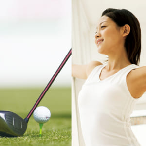 ゴルフ&フィットネス ワンポイントの画像