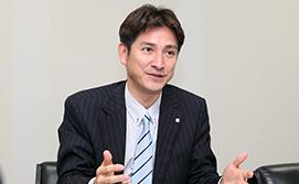 代表取締役社長 久岡 征司