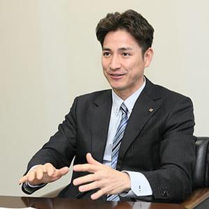 社長挨拶の画像